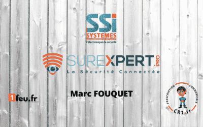 SSI Systèmes et SUREXPERT, distributeurs de solutions de sécurité